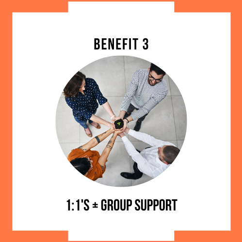 Benefits of The Inner Circle
