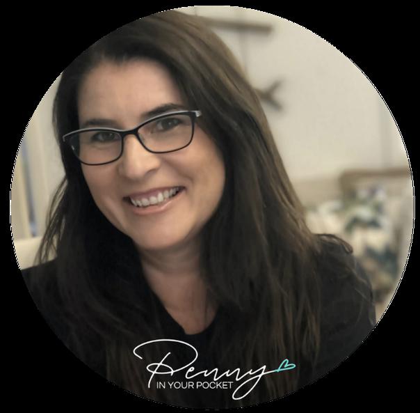 Portrait of Penny Clements - Kajabi Website Designer & Expert