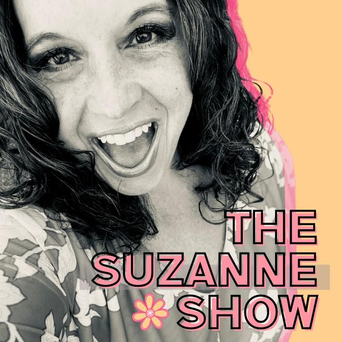 suzanne show podcast