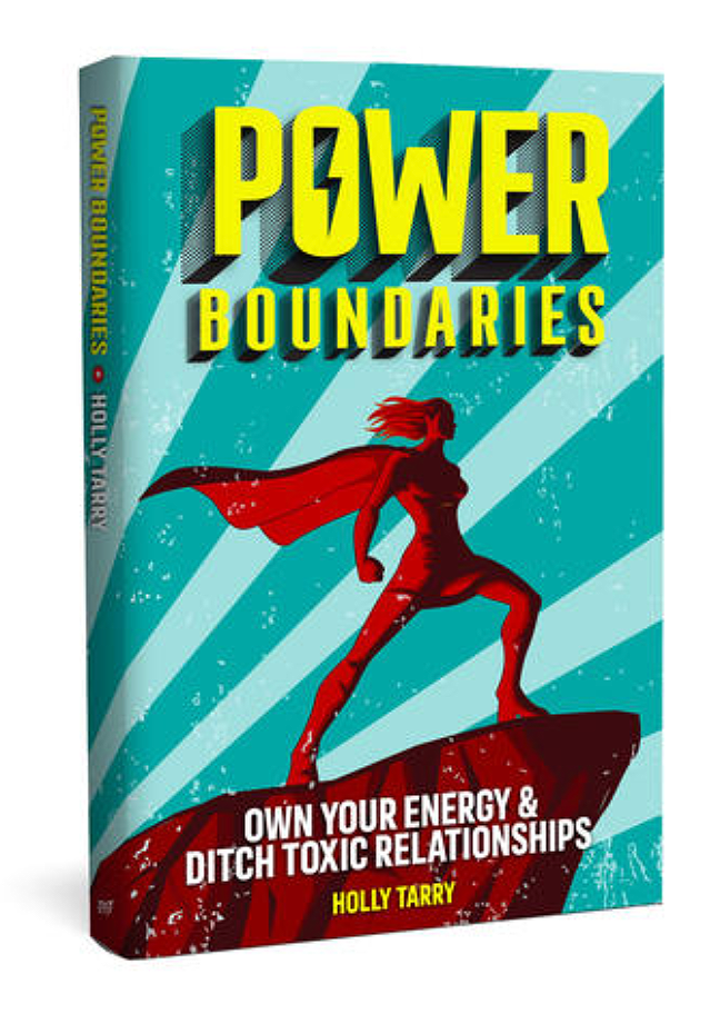 Power Boundaries by Holly Tarry