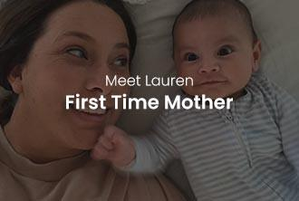 Mother and Baby Breastfeeding Story