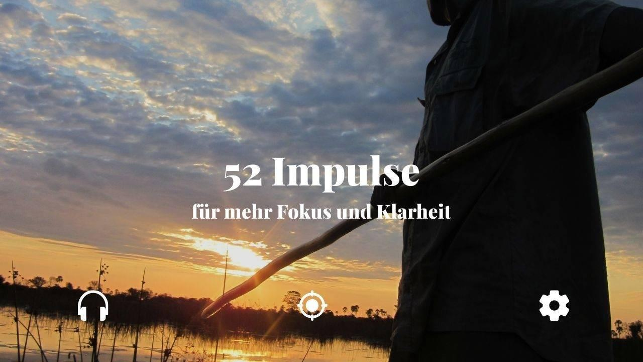 52 Impulse do-yoga Fokus Klarheit
