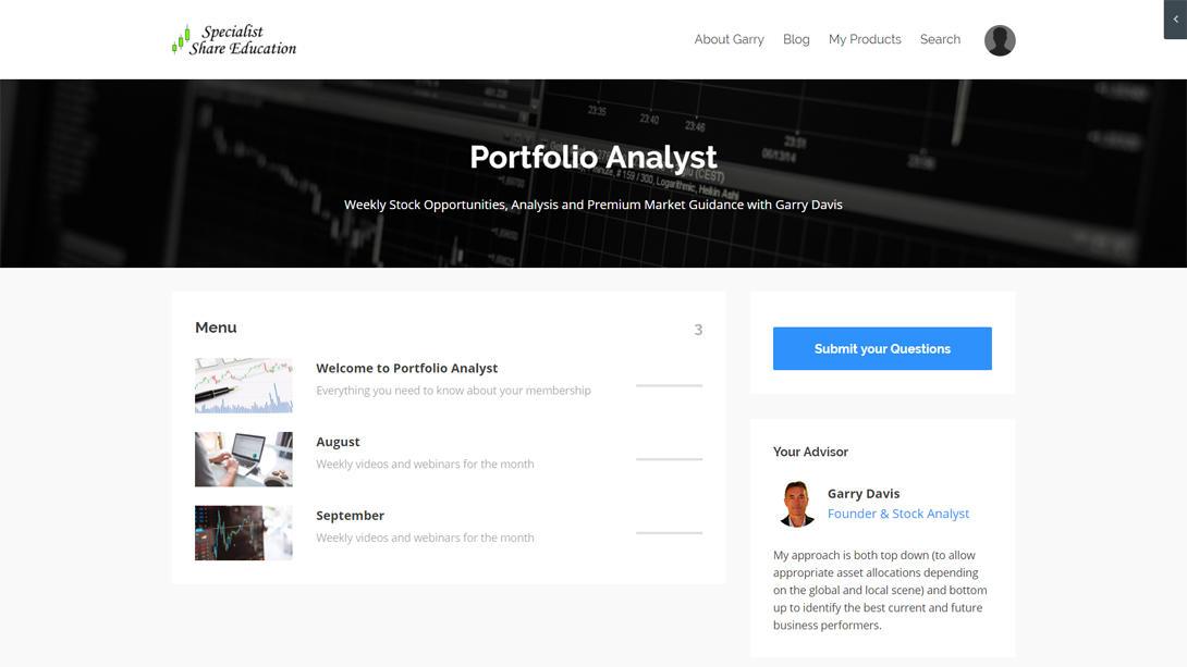 Portfolio Analyst | Profiles, Jobs, Skills, Articles ...