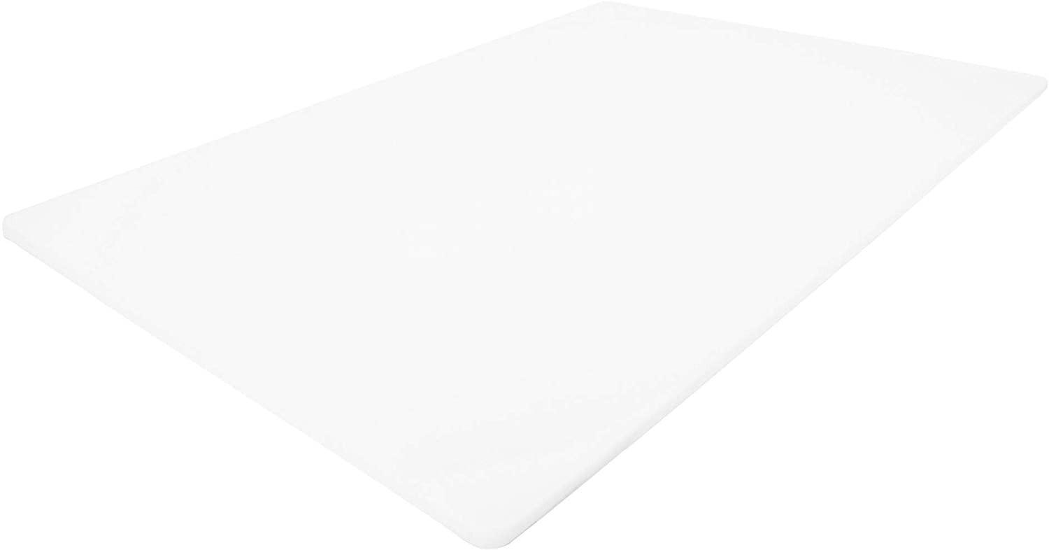 plastic white meat cutting board