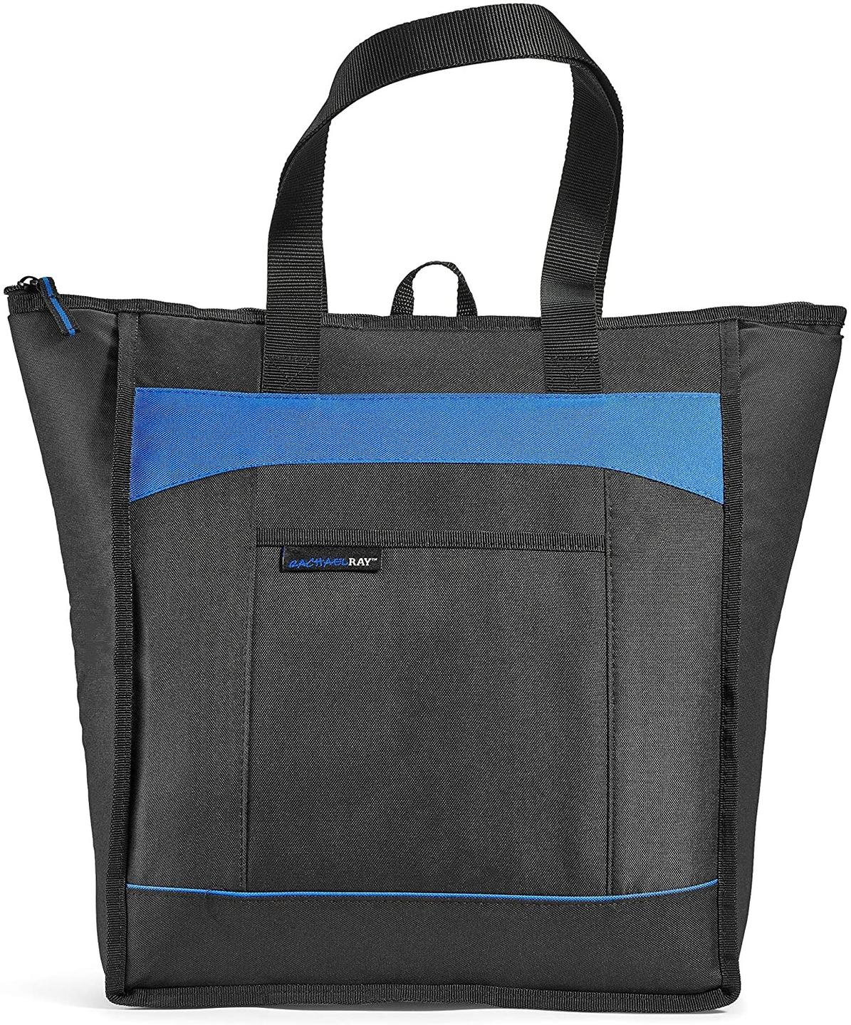 Rachel Ray insulated grocery tote bag