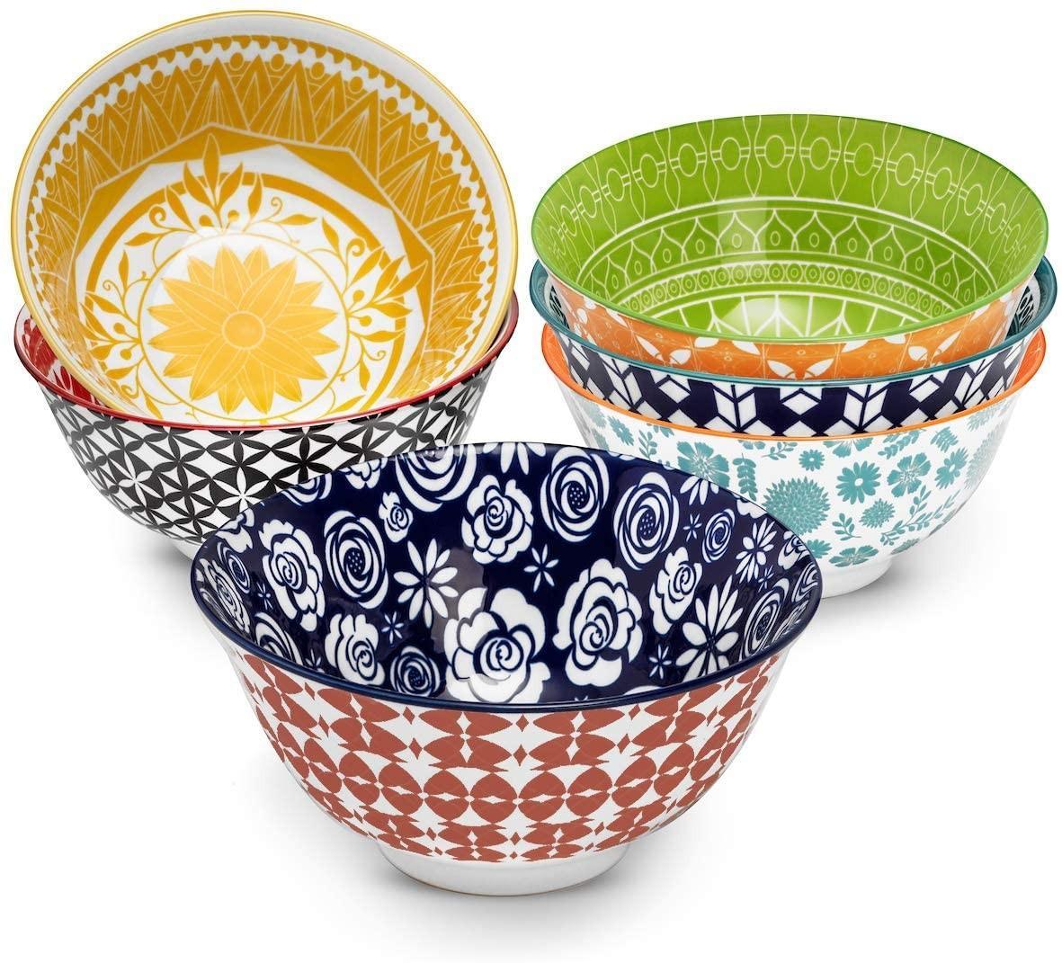 annovero porcelain bowls