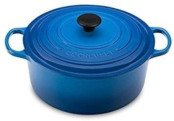 Le Creuset casserole baking dish