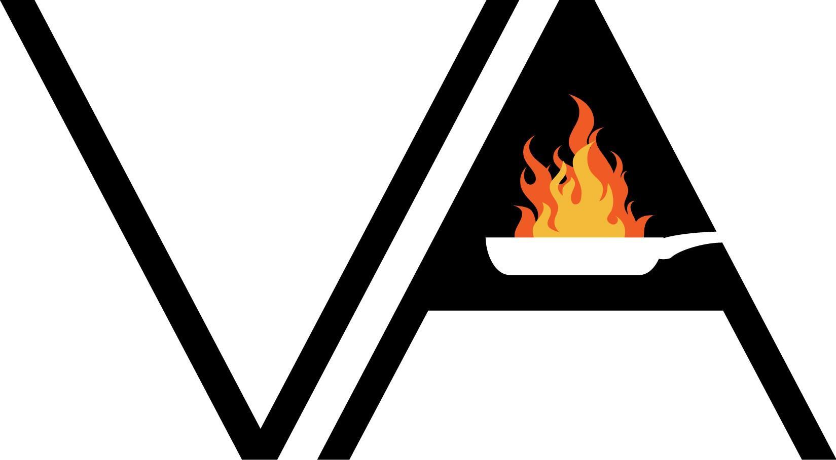 graphic design personal chef logo