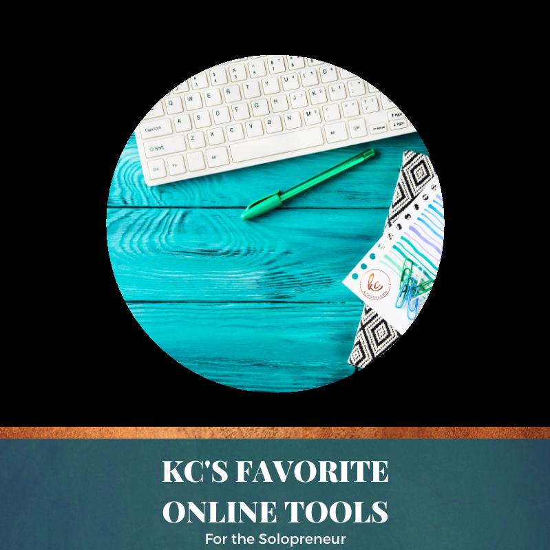 Kc's Favorite Online Tools