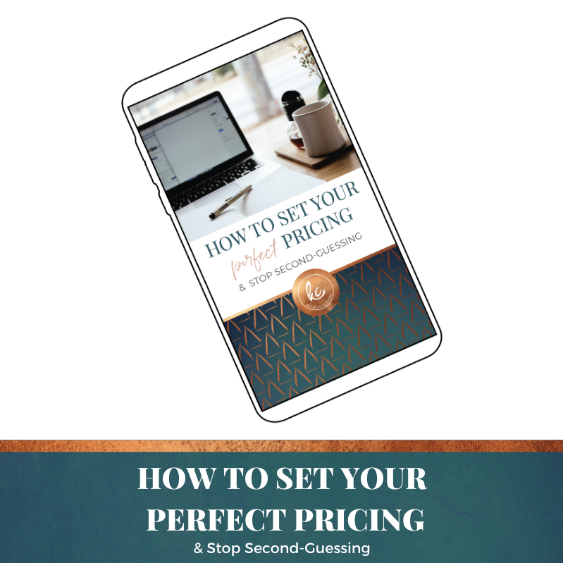 How to Set Your Perfect Pricing