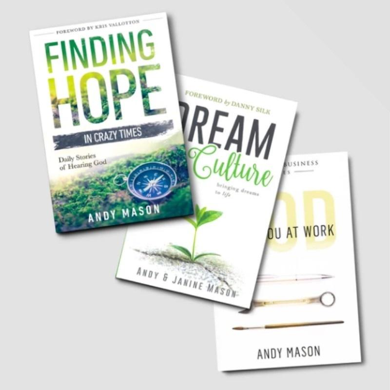 Andy Mason books