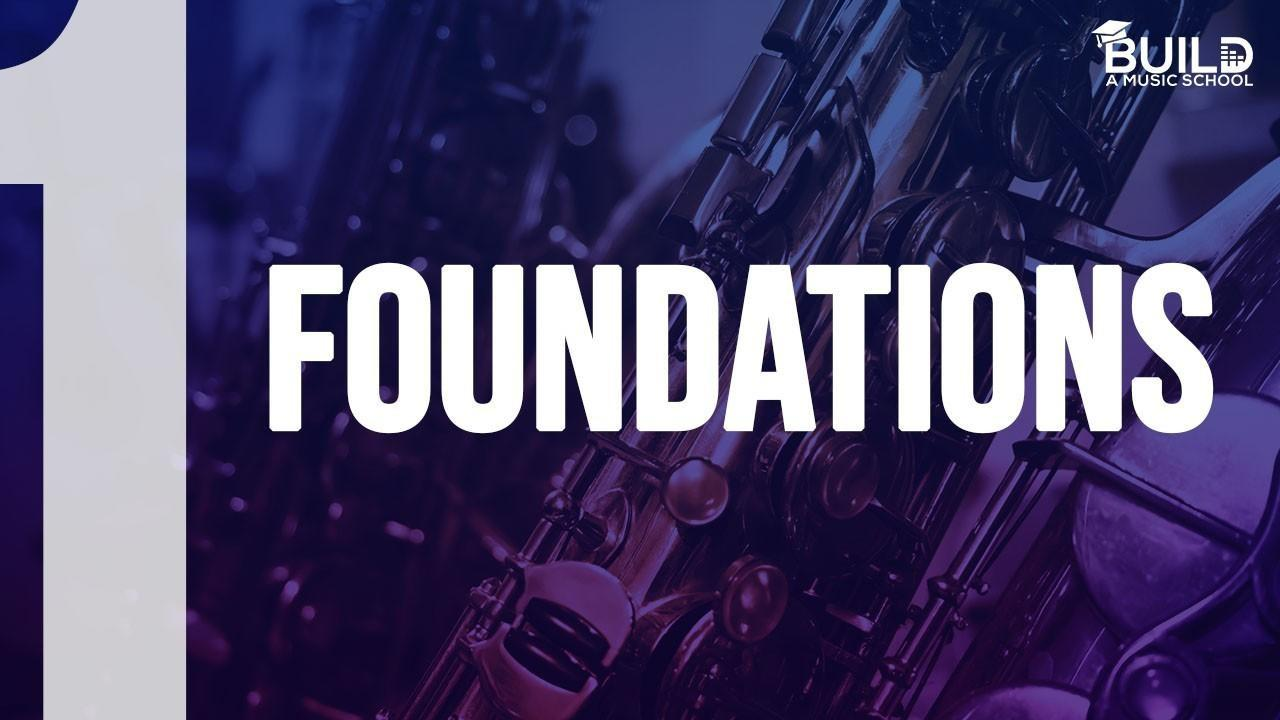 Music studio, school, academy owners, foundations for success