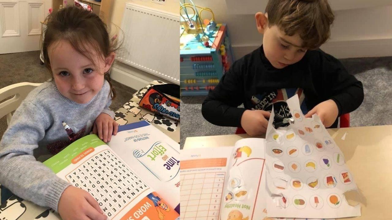 Funda Greatness Book Activities