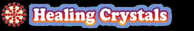Healing Crystals Logo
