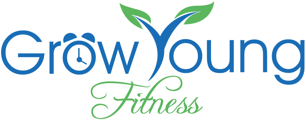 Grow Young Fitness Logo