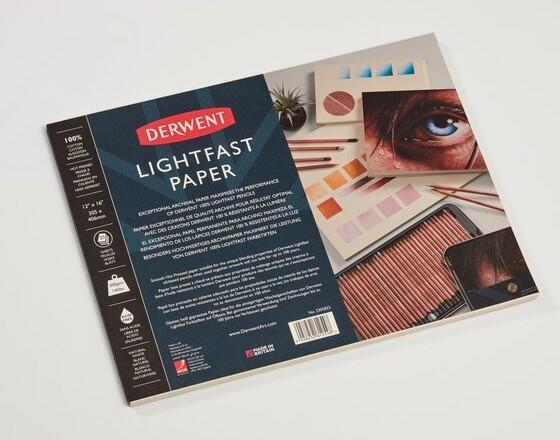 Derwent Lightfast Paper - 12x16
