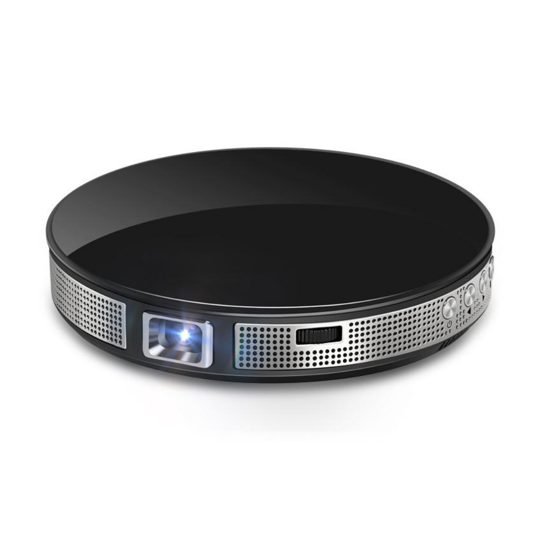 Pico Genie Impact 1.0 Ultra Portable 1200 Lumens LED Smart Projector - Personal Projector - Materials Guide - Bonny Snowdon Fine Art