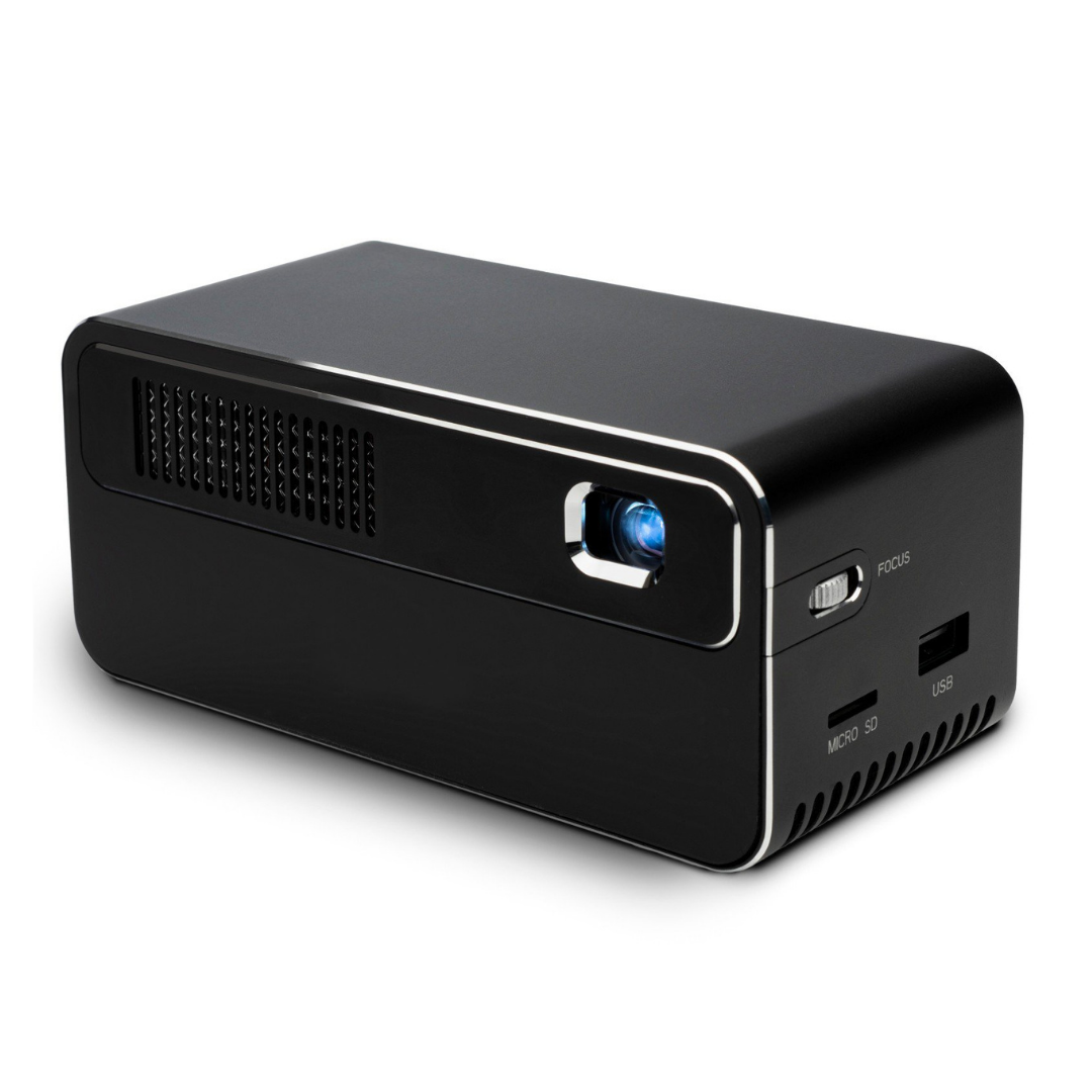Pico Genie Impact 3.0 Ultra Portable 1800 Lumens LED Smart Projector - Personal Projector - Materials Guide - Bonny Snowdon Fine Art
