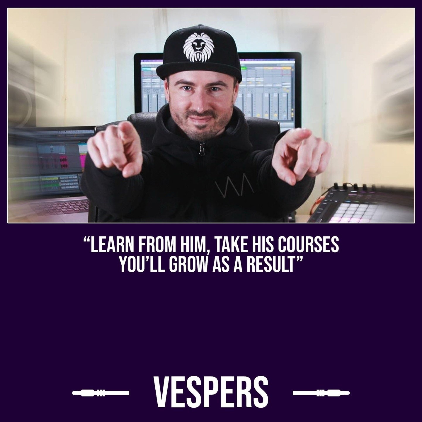 Discover how to make music, how to make a song and how to make beats with the Wise Beyond Your Ears music making course from Producer Dojo.