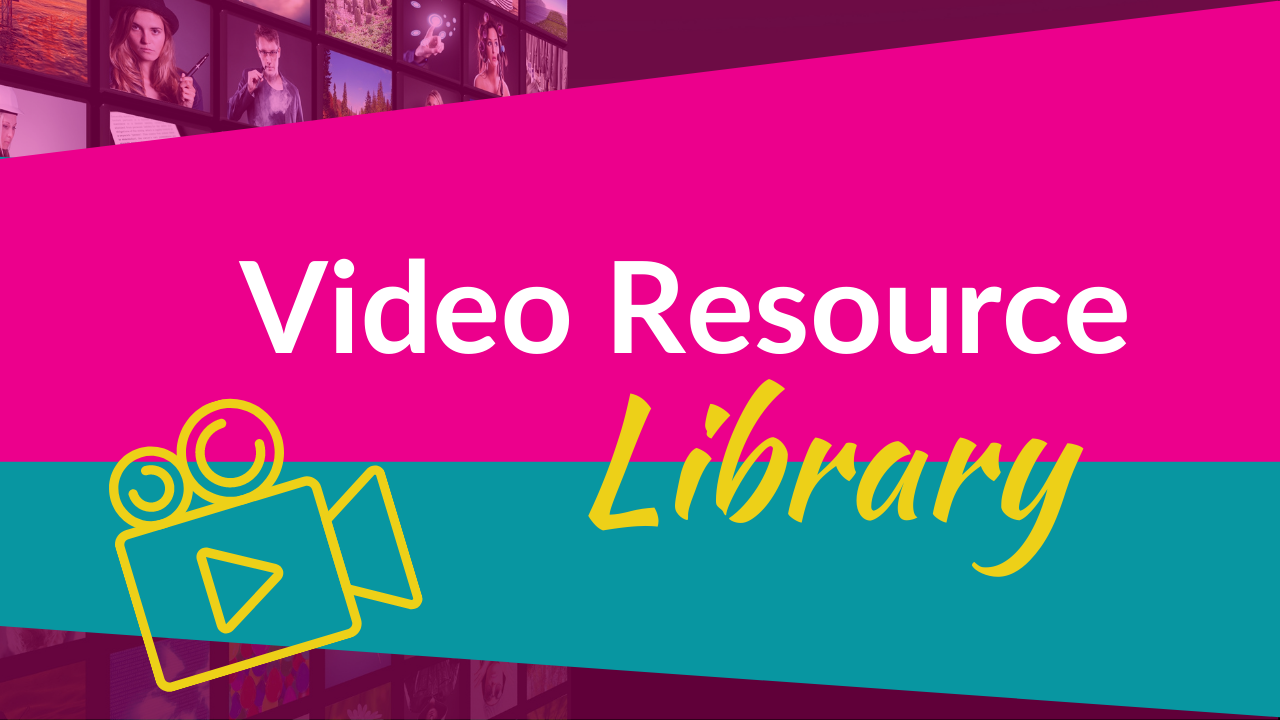 Video Resource Library - The Video Academy