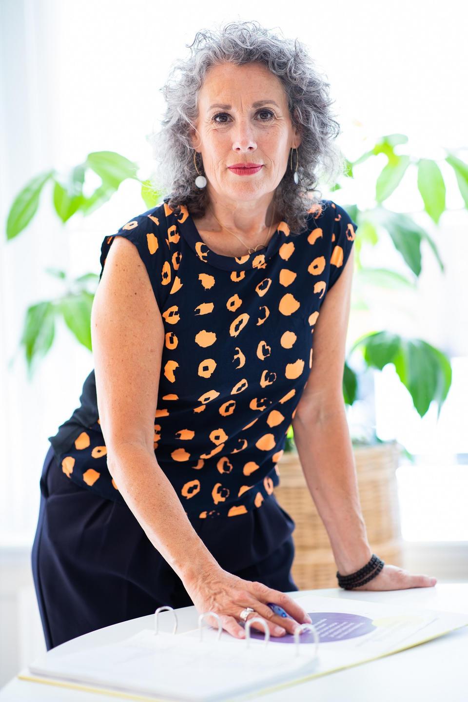 Nina Elshof, thuiswerken, baas in eigen huis