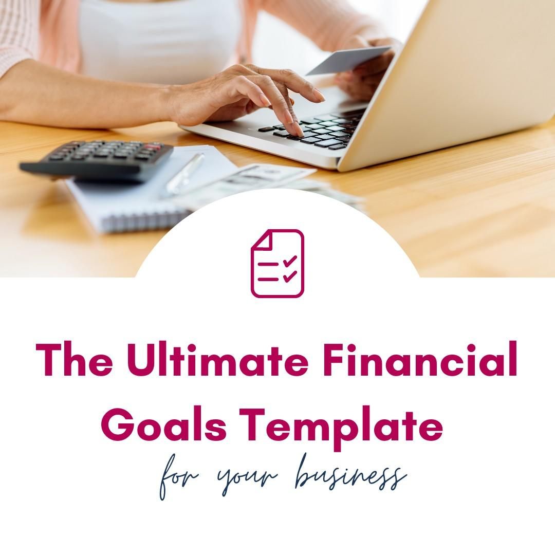 Fairien Azeem Download The Ultimate Financial Goals Template