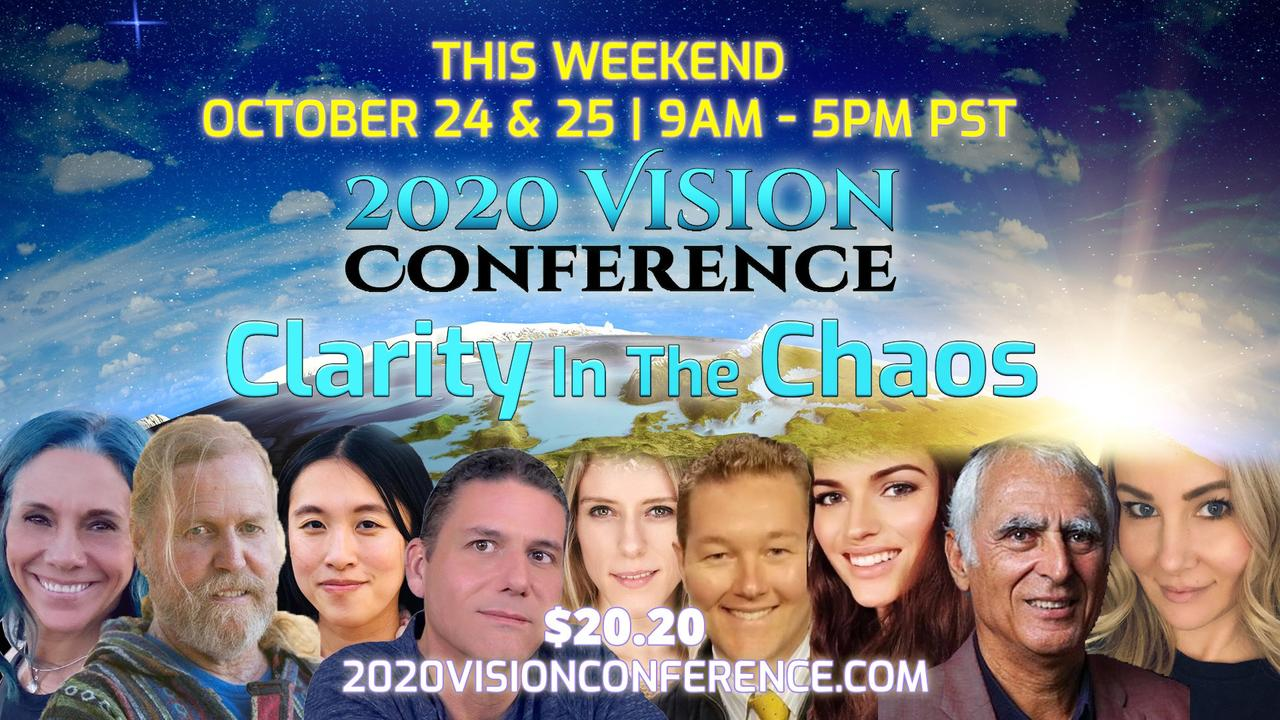 2020 Vision Conference: Clarity in the Chaos