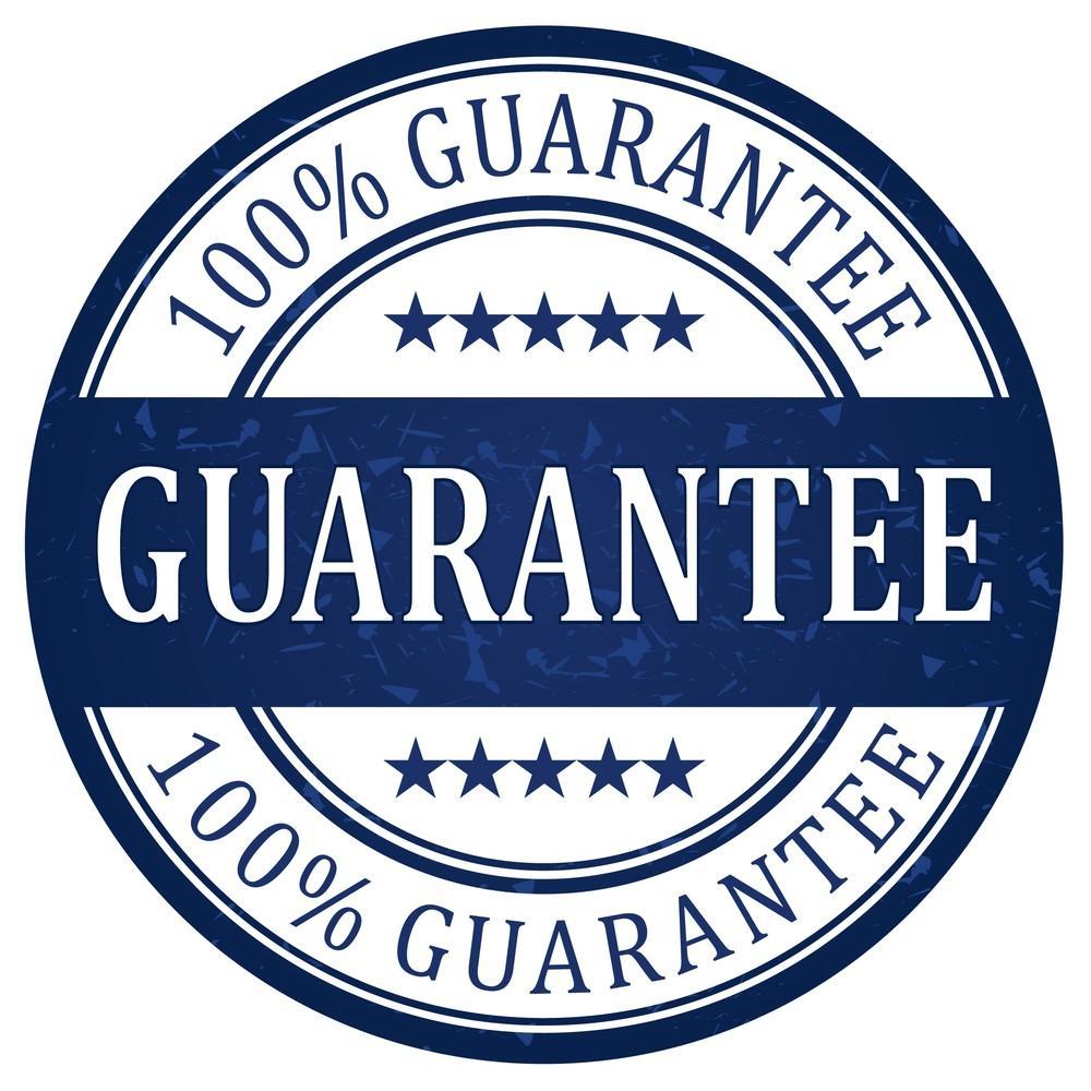Satisfaction Guarantee Seal
