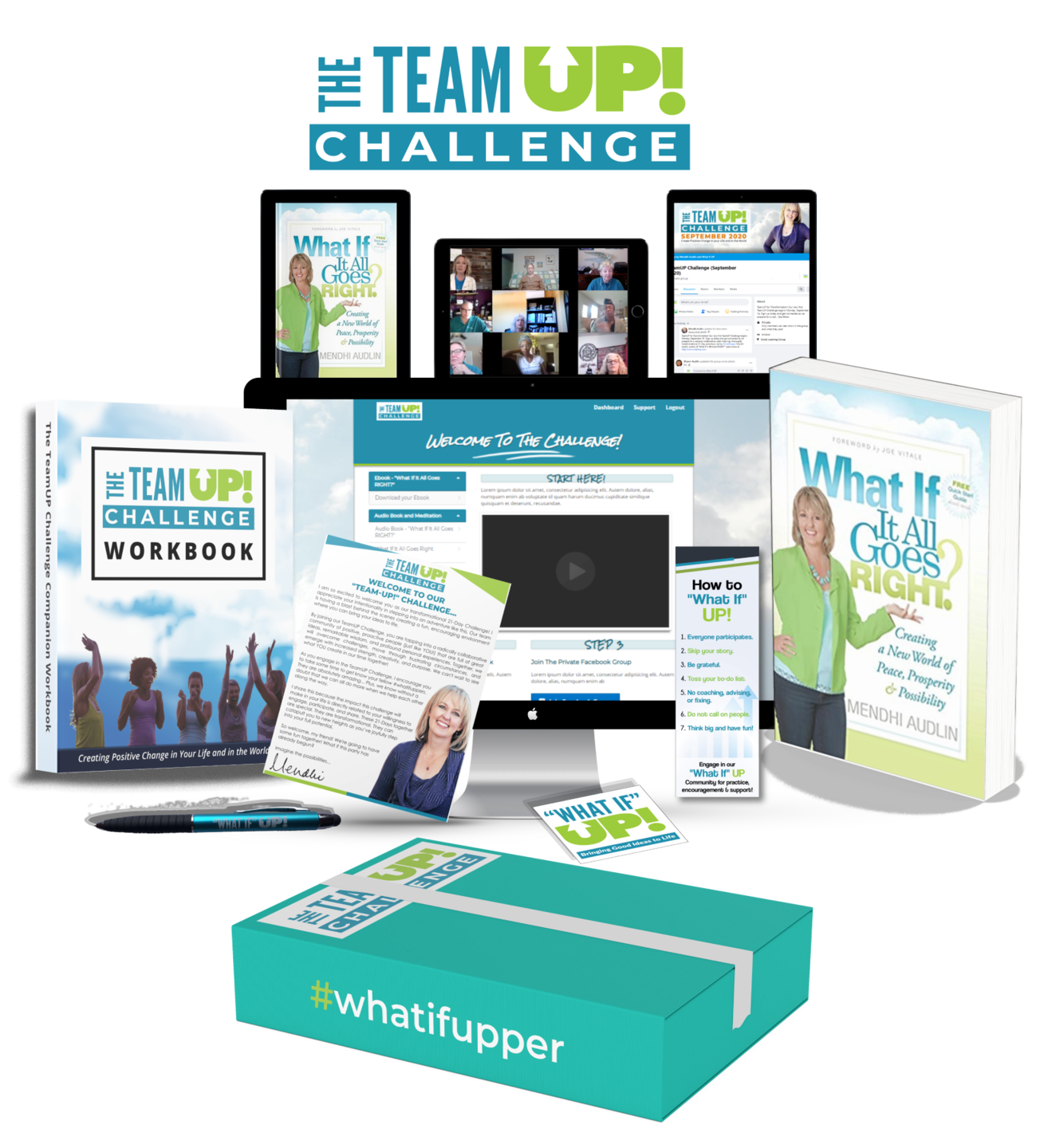 The TeamUP Challenge Physical Bundle