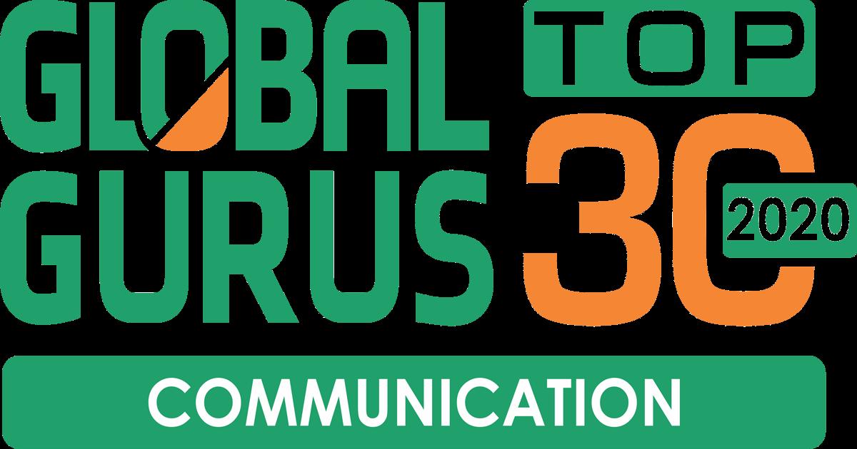 Global gurus global top 30 communication