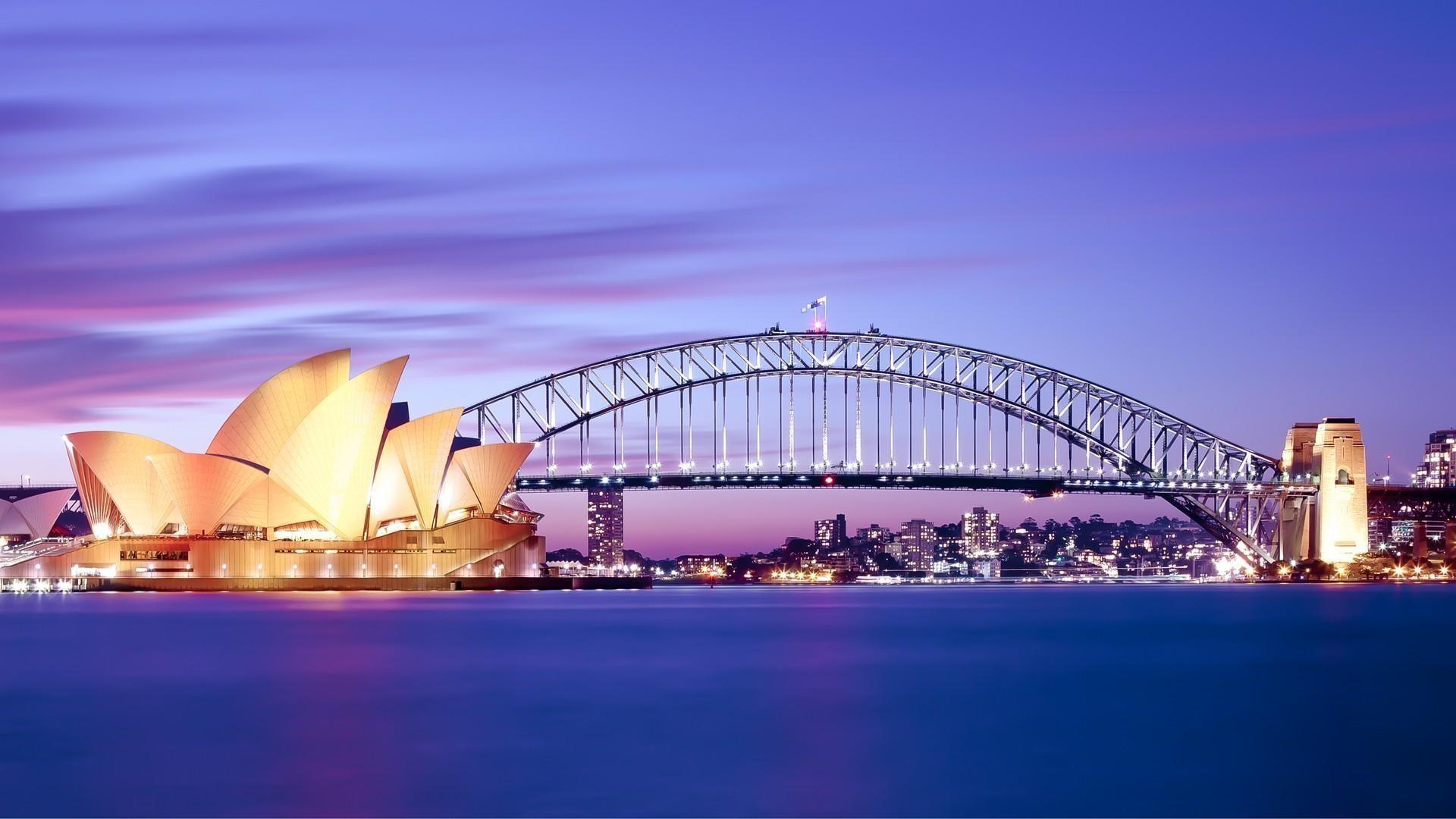 Sydney Australia's Harbour Front Opera House. Sydney is where the main office of People Builders is located.