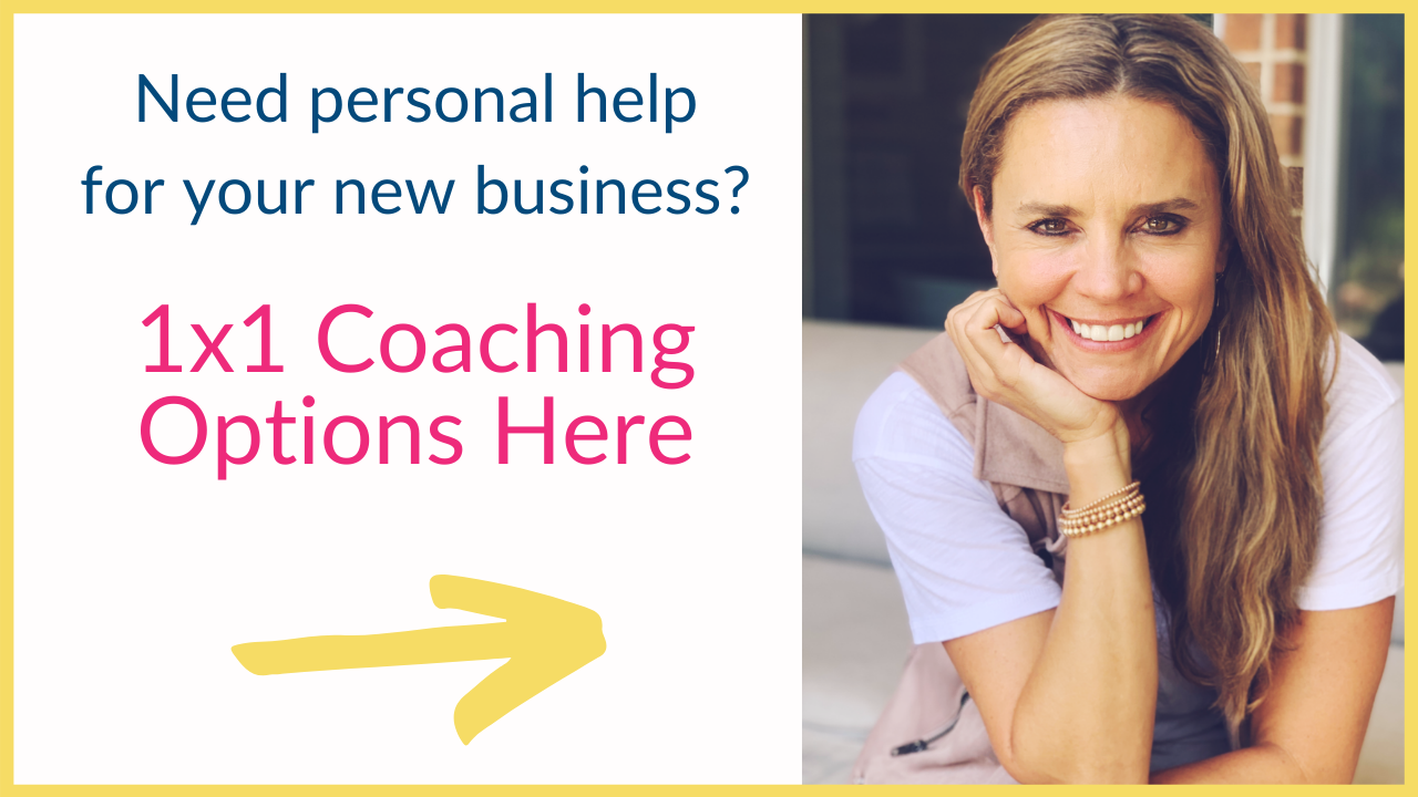 Business Coach for Women
