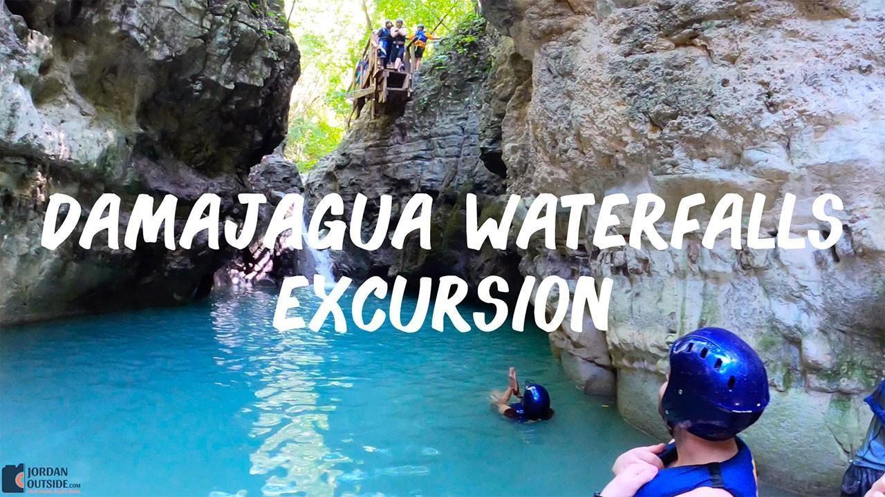 Damajagua Waterfalls in the Dominican Republic