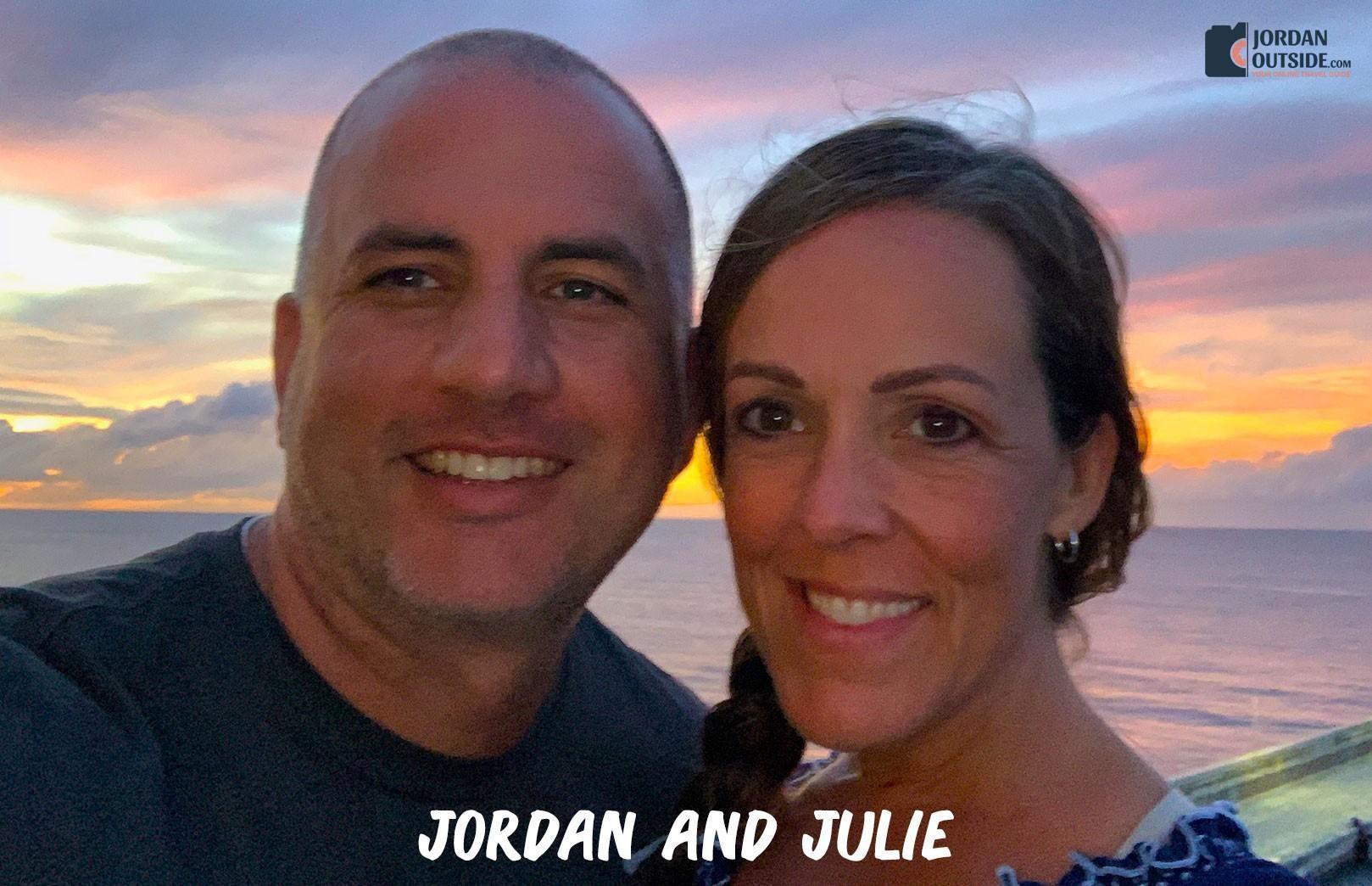 Jordan and Julie - JordanOutside.com
