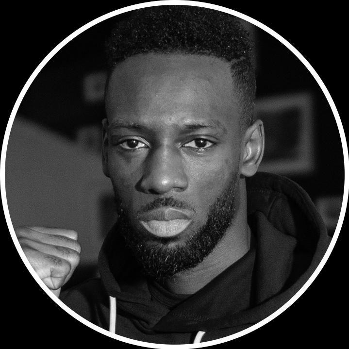 Ismaël Camara - Coach Apollo Online Boxing