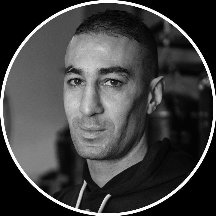 Amri Madani - Coach Apollo Online Boxing