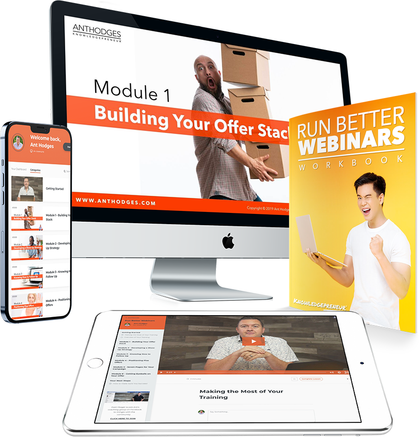 Run Better Webinars
