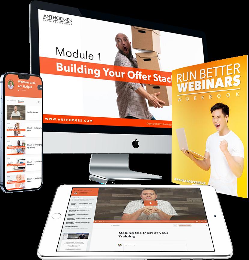 Run Better Webinars