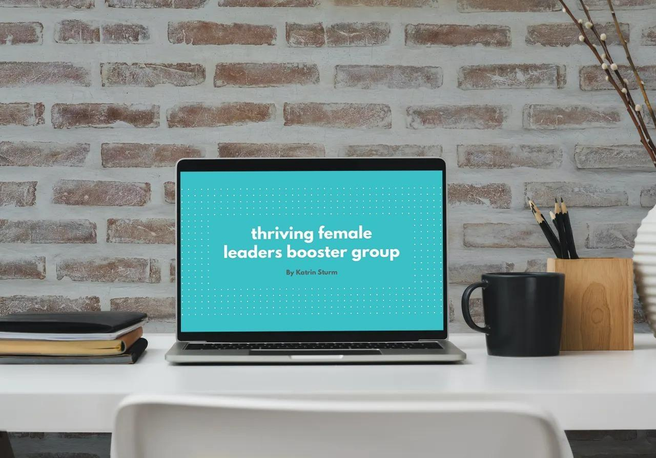 Thriving Female Leaders Programme