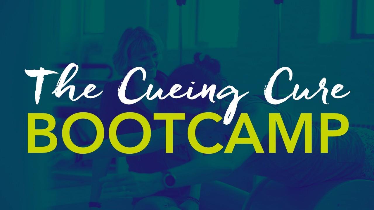 Verbal Cueing Bootcamp