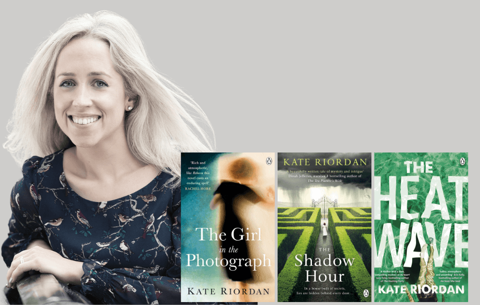 Kate Riordan writing course