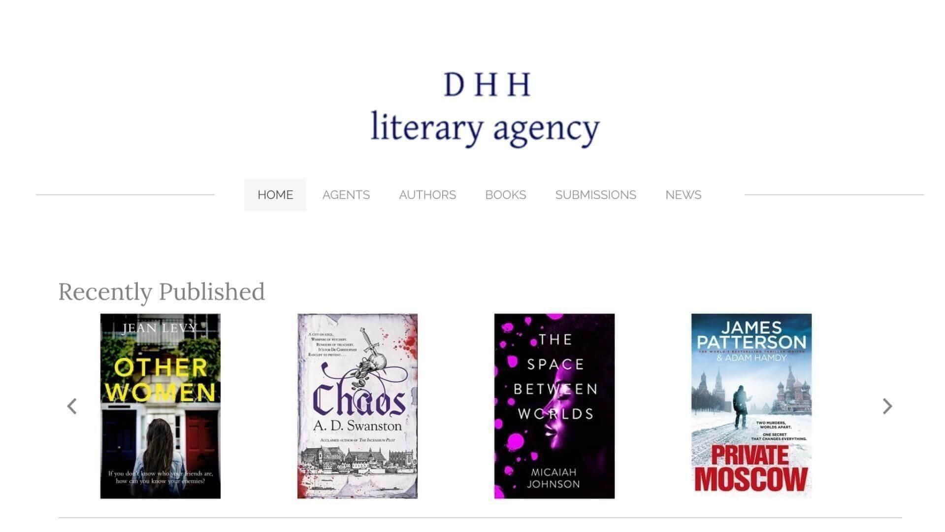 DHH Literary Agency
