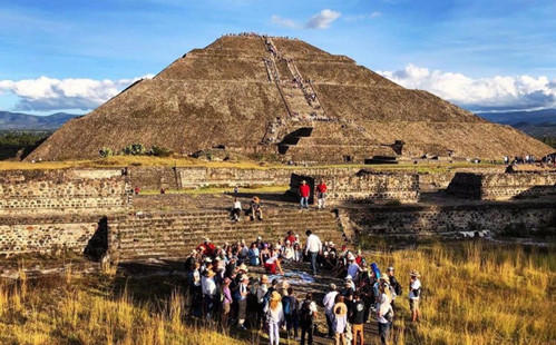Teotihuacan, Resonance Science Foundation Mexico Expedition - 2019