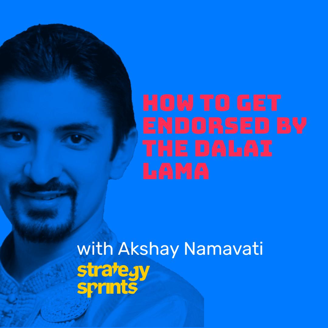 Akshay Nanavati IG quote