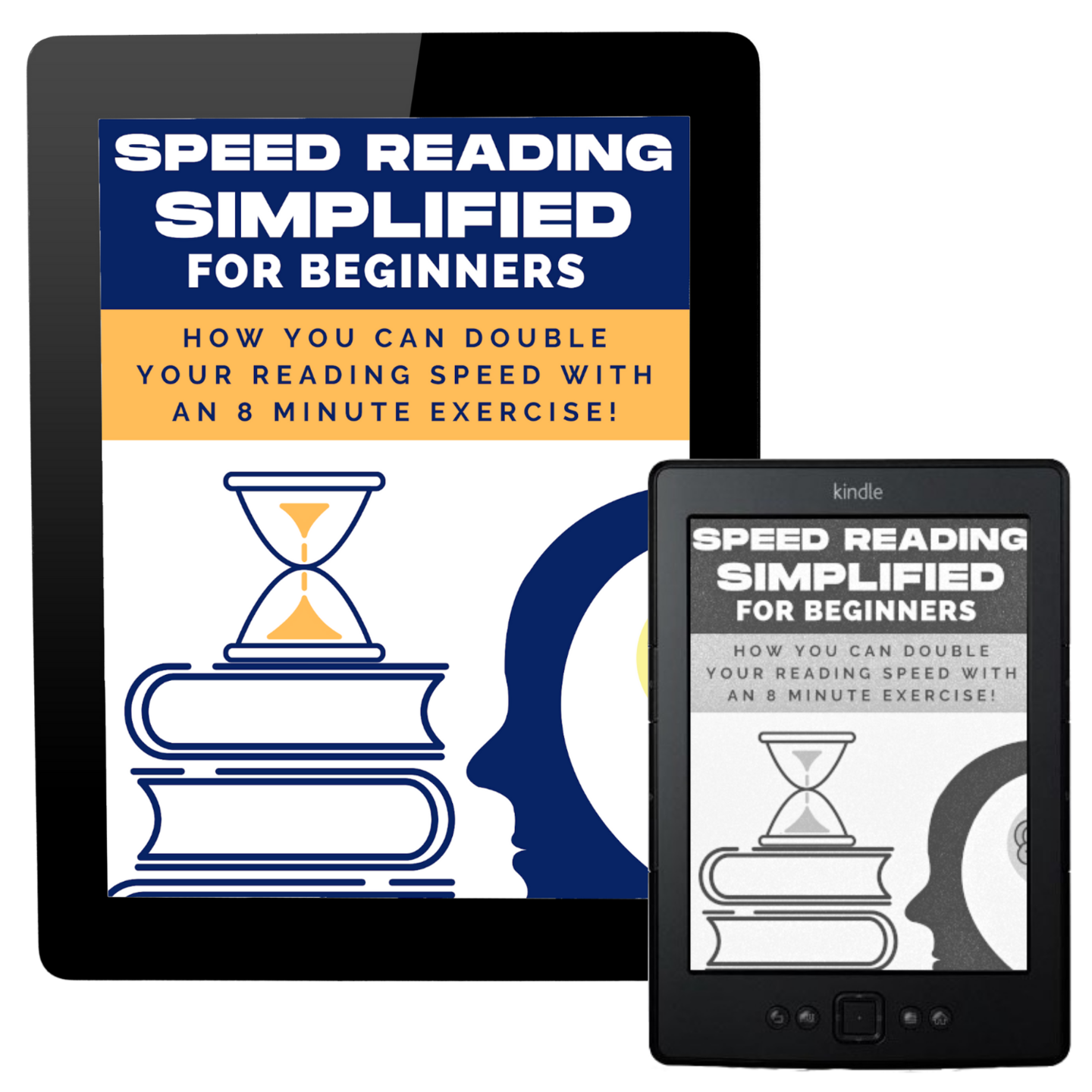Speed Reading Simplified for Beginners: How You Can Double Your Reading Speed With an 8 Minute Exercise!