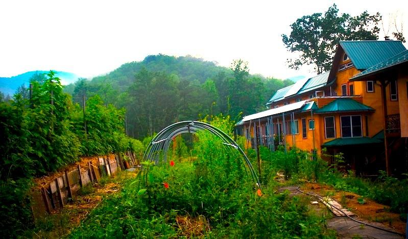 Earthaven Ecovillage, North Carolina, sustainable intentional community living