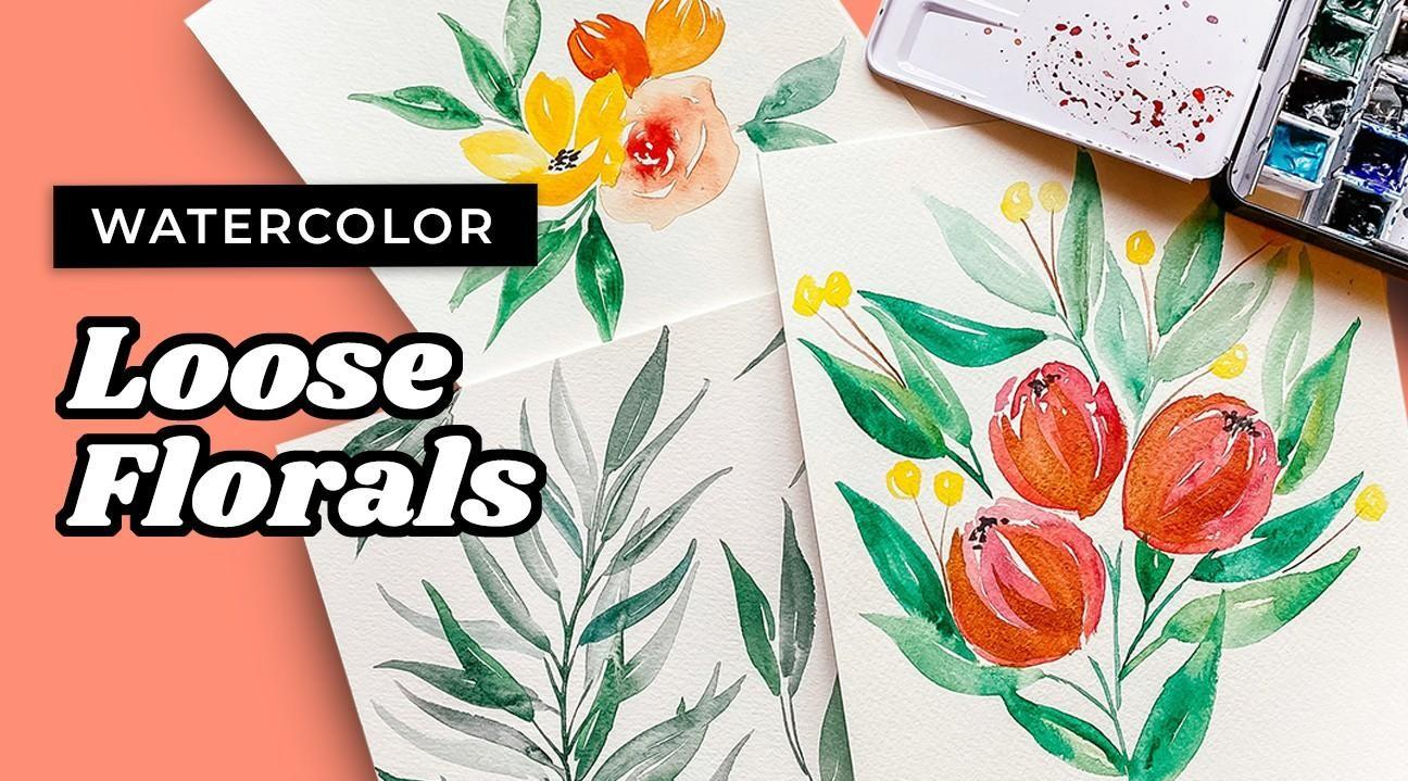 watercolor skillshare class