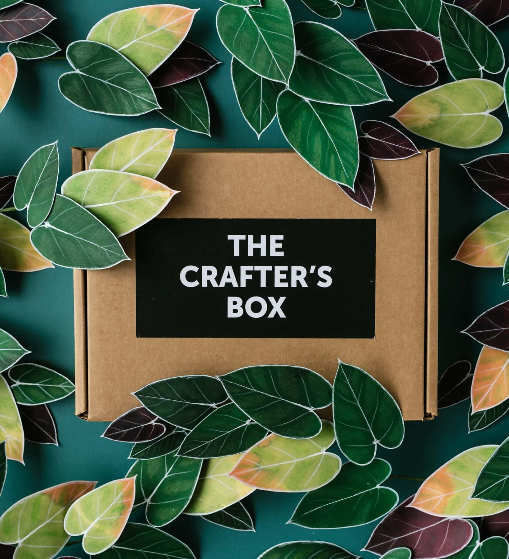 the crafters box