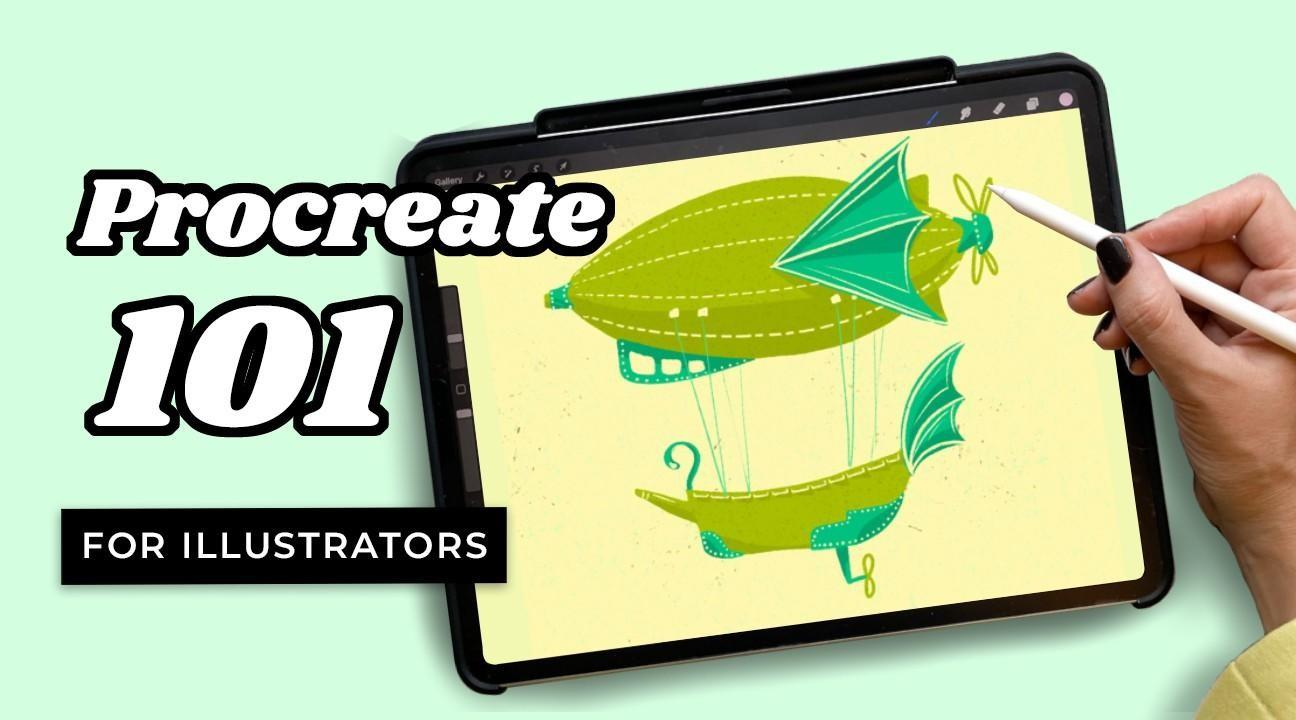procreate for beginners