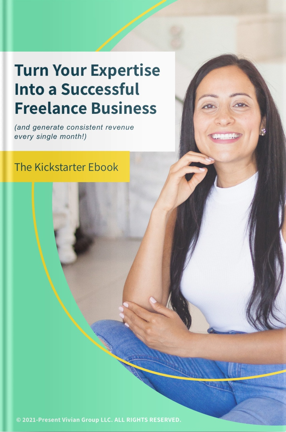Vivian Belle - Turning your side hustle into a successful freelance business